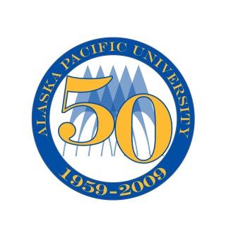 APU 50th Anniversary Logo